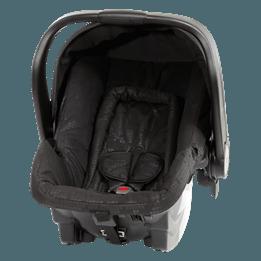Axkid - Babyfix Babyskydd 0-13 Kg - Svart
