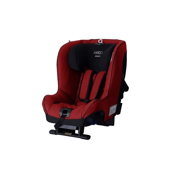 Axkid - Minikid Bilstol 0-25 Kg - Röd