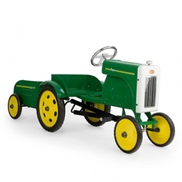 Baghera - Trampbil - Tractor With Trailer