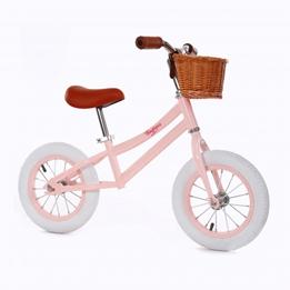 Baghera - Sparkcykel - Draisienne Rose