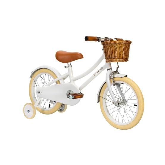 "Banwood - Balance Bike - Classic 16"" - Vit"