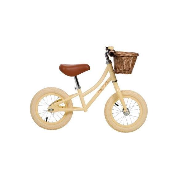 "Banwood - Balance Bike - First Go! 12"" - Vanilj"
