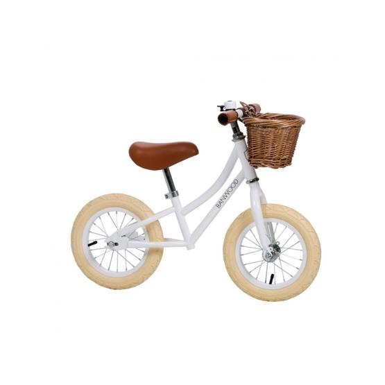 "Banwood - Balance Bike - First Go! 12"" - Vit"