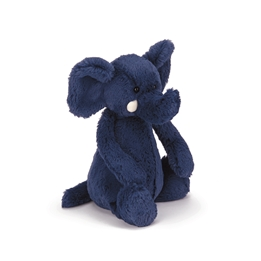 Jellycat - Bashful Blue Elephant Medium
