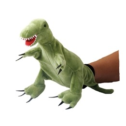 Beleduc - Handdocka T-Rex