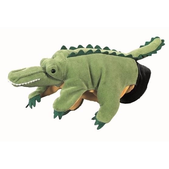Beleduc - Handdocka Krokodil