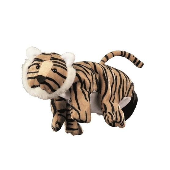 Beleduc - Handdocka Tiger