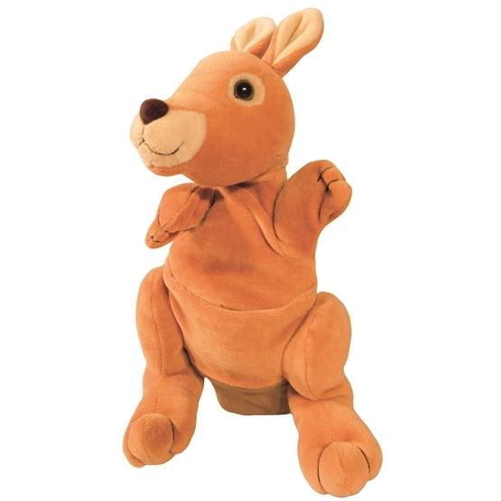 Beleduc - Handdocka Känguru