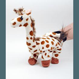 Beleduc - Handdocka Giraff