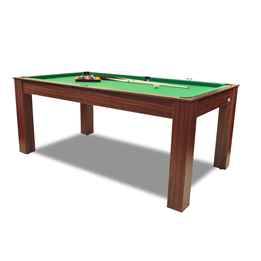 Gamesson - Combo Table Mars De Luxe 3 i 1