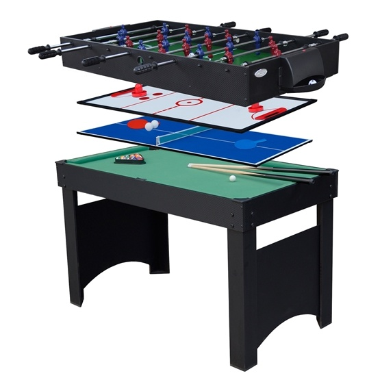 Gamesson - Combo Table Jupiter 4 in 1 Telescopic