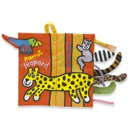 Jellycat - Jungly Tails Book
