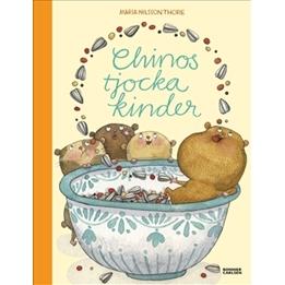 Bonnier Carlsen - Bok - Chinos Tjocka Kinder