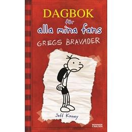 Bonnier Carlsen - Bok - Gregs Bravader