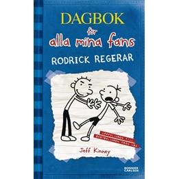 Bonnier Carlsen - Bok - Rodrick Regerar