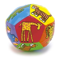 Jellycat - Jungly Tails Boing Ball