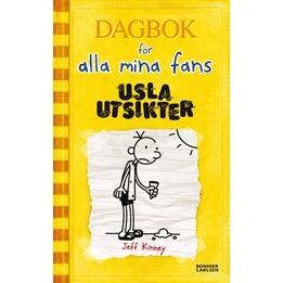 Bonnier Carlsen - Bok - Usla Utsikter