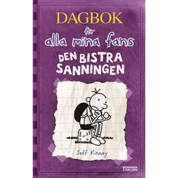 Bonnier Carlsen - Bok - Den Bistra Sanningen