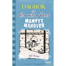 Bonnier Carlsen - Bok - Mannys Manöver