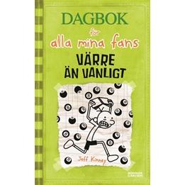Bonnier Carlsen - Bok - Värre Än Vanligt
