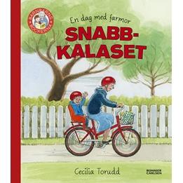 Bonnier Carlsen - Bok - En Dag Med Farmor: Snabbkalaset