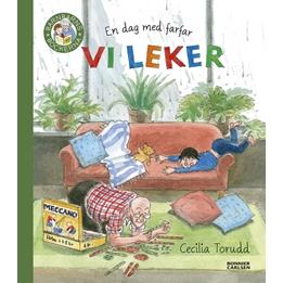 Bonnier Carlsen - Bok - En Dag Med Farfar: Vi Leker
