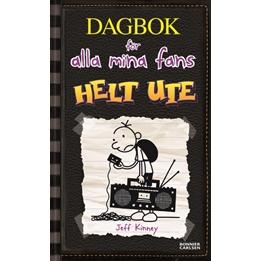 Bonnier Carlsen - Bok - Helt Ute