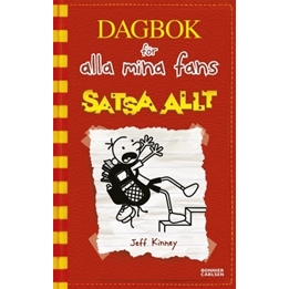 Bonnier Carlsen - Bok - Satsa Allt