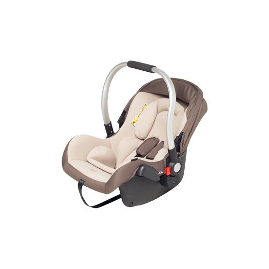 Britton - Babyskydd - BabyWay Plus - Brun