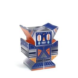 Djeco - Sparbössa - Money Box Robot