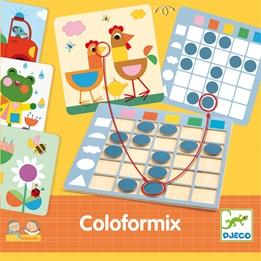 Djeco - Spel - Coloformix