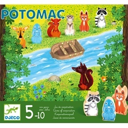 Djeco - Spel - Potomac