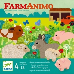 Djeco - Spel - Farm Animo