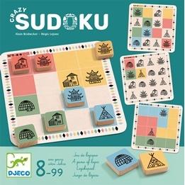 Djeco - Spel - Crazy Sudoku
