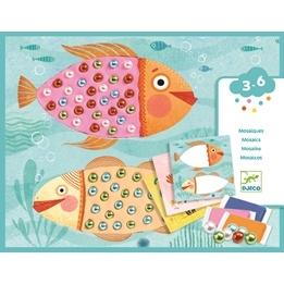 Djeco - Pyssel - Bead Mosaics