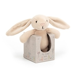 Jellycat - My Friend Bunny Rattle