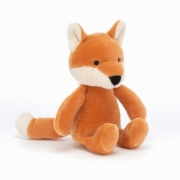 Jellycat - My Friend Fox Rattle