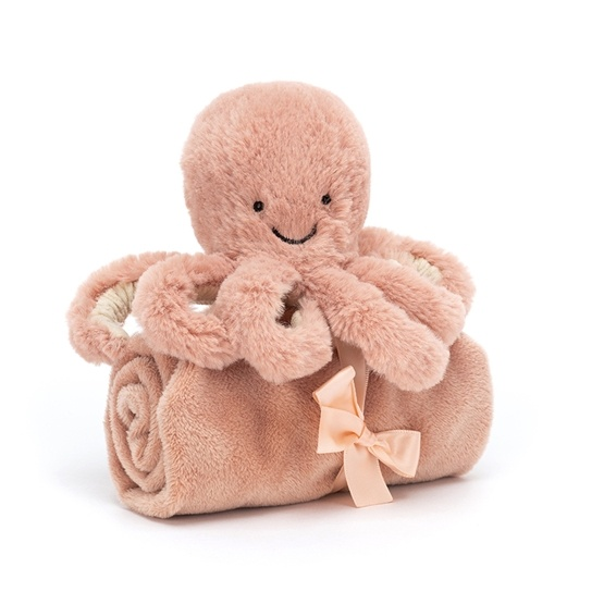Jellycat - Odell Octopus Soother