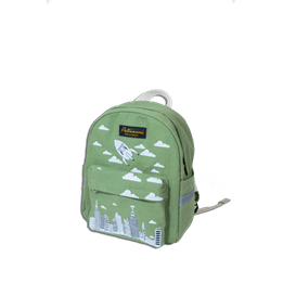 City Backpack Green