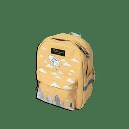 City Backpack Mustard