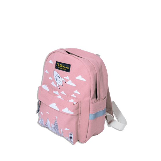 City Backpack Pink