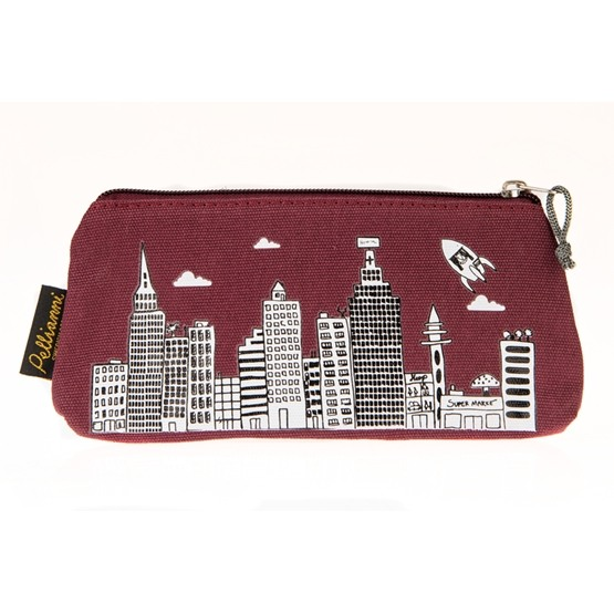 City Small Bag Red