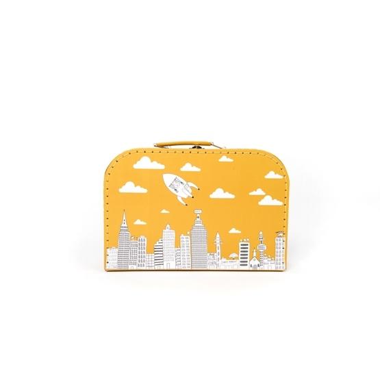 City bag mustard