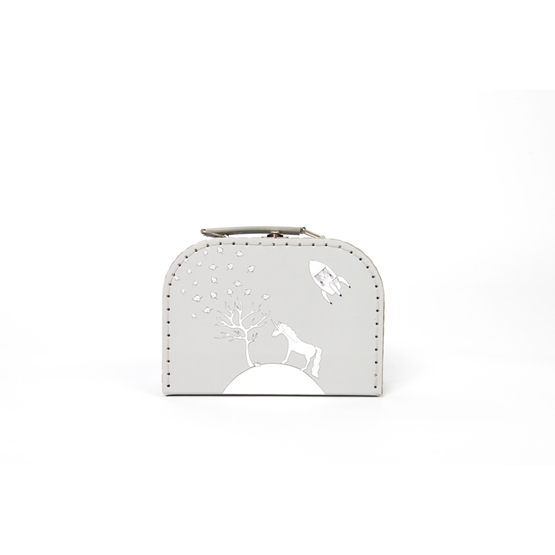 Unicorn bag grey