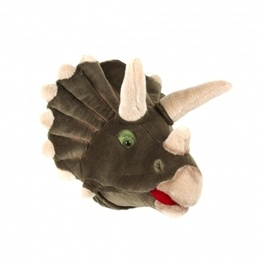 Djurhuvud - Dinosauriehuvud