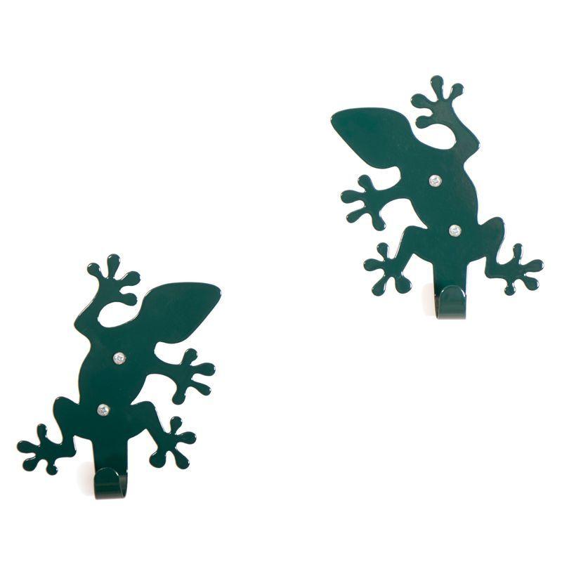 Brigbys Roommate - Klädhängare - Lizard Mörk Grön