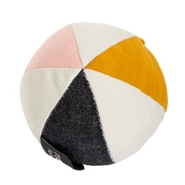 Ball with Bell - Sea Grey