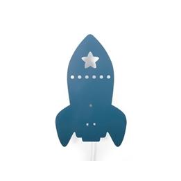 Roommate - Lampa - Rocket (Blå)