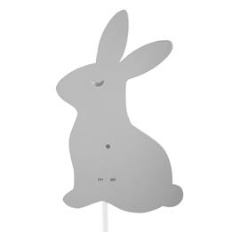 Roommate - Lampa - Rabbit (Grå)