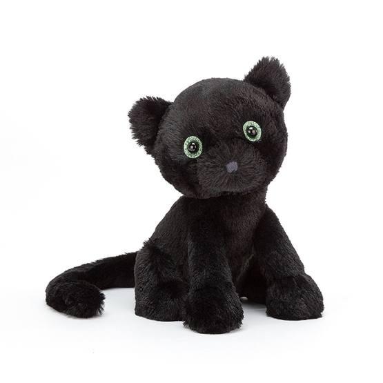 Starry-Eyed Kitten